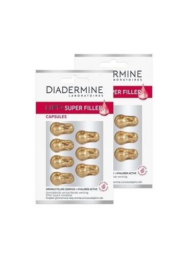 Diadermine Diadermine Lift+ Super Filler Kapsüller 7'Li 2 Adet Renksiz